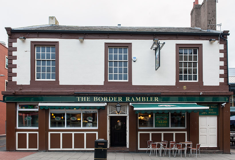 The Border Rambler