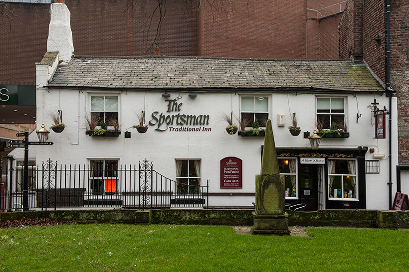 The Sportsman Inn