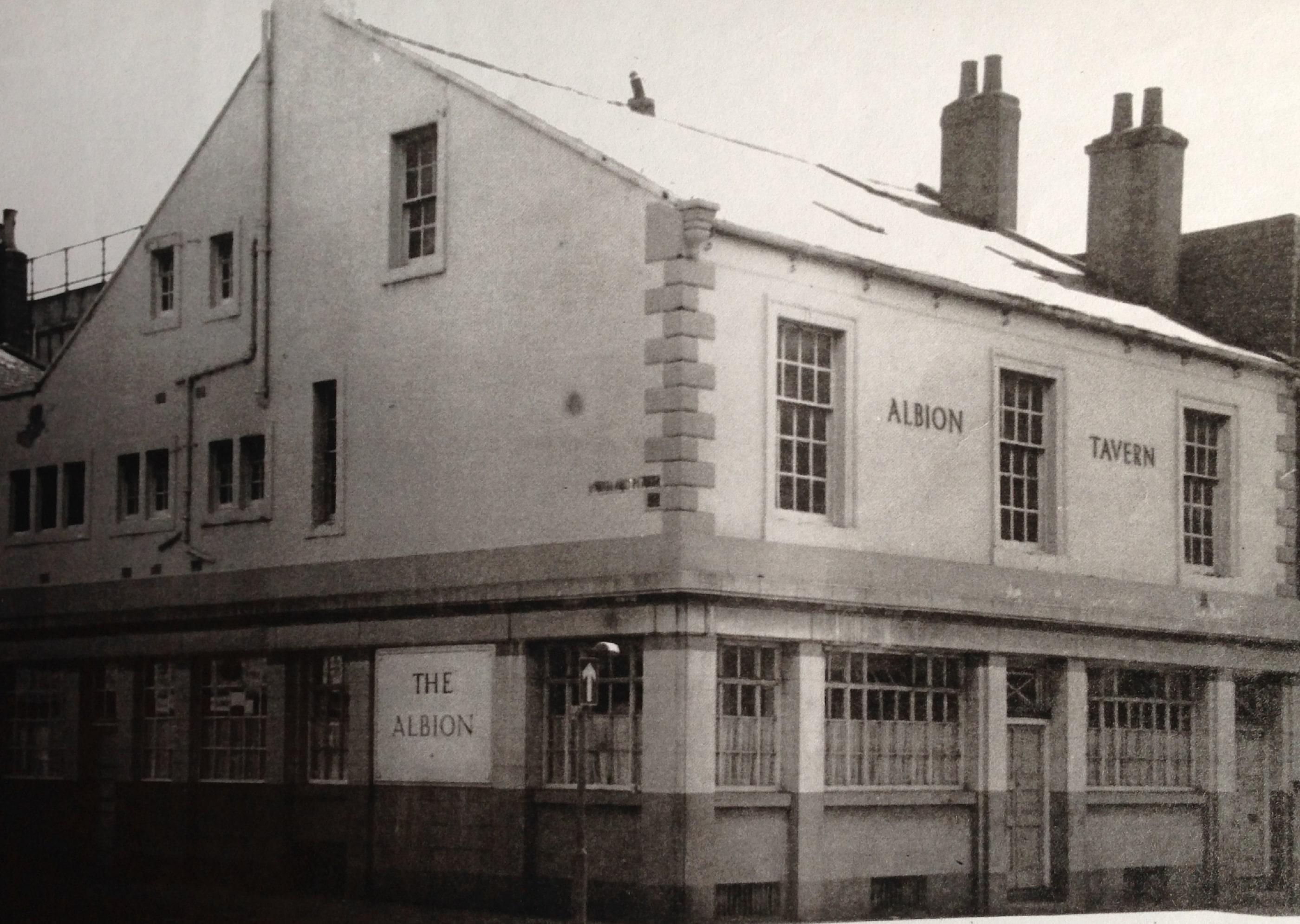 Albion Tavern exterior