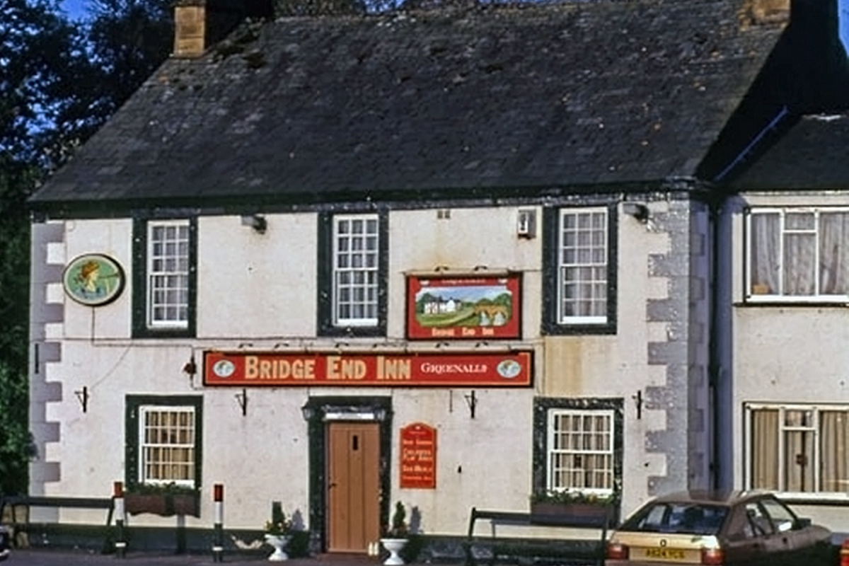 Bridge End exterior c1985