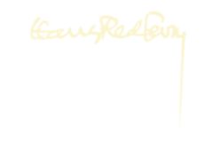 Harry Redfern's signature