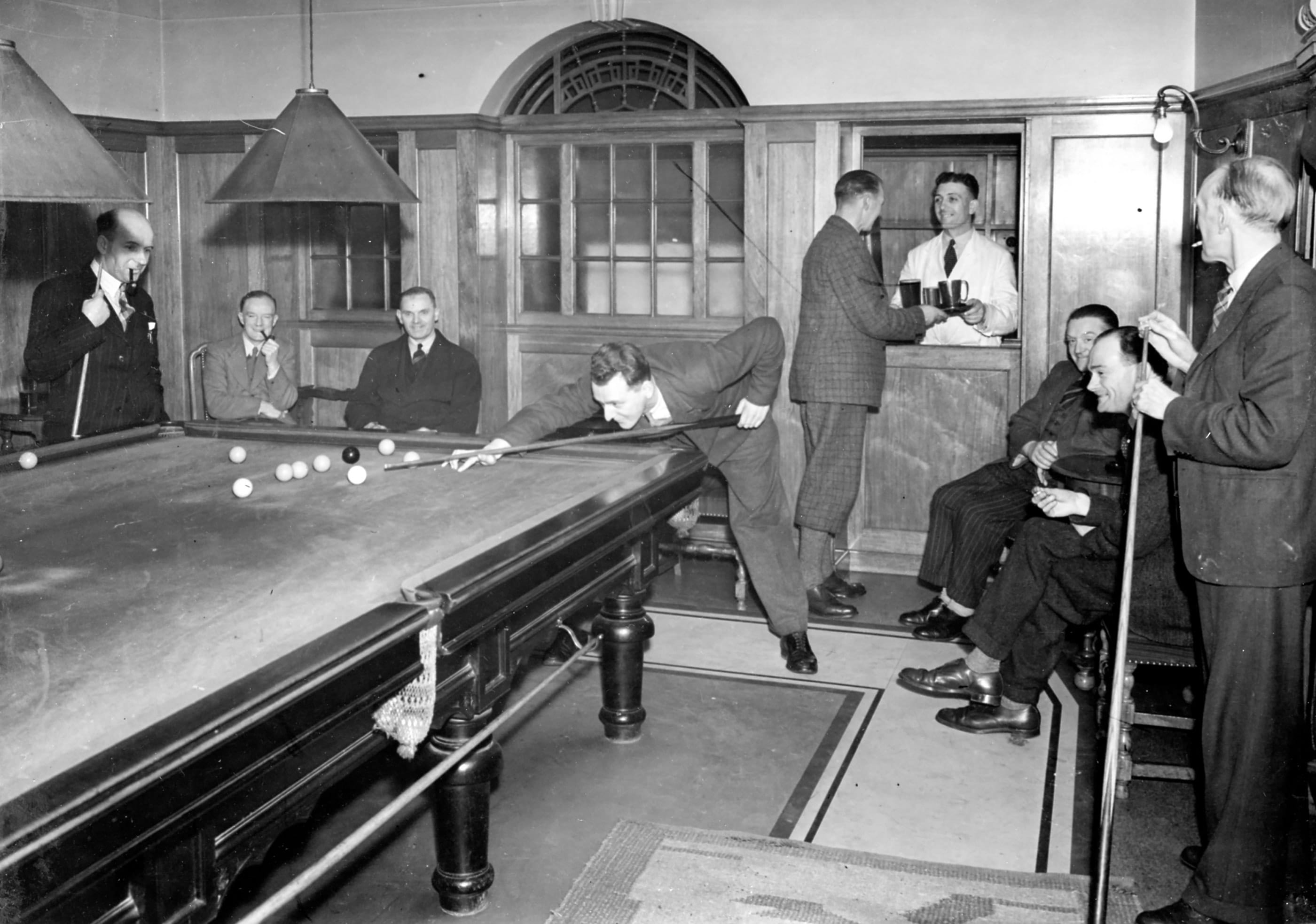 Snooker - The Crown Inn, Stanwix