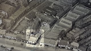 Joiners Arms aerial (date unknown)