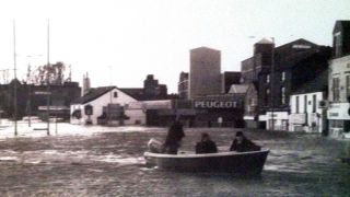 Caldewgate flood 20015