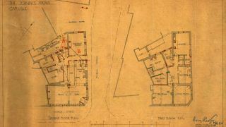 Harry Redfern's plans 1918
