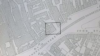Joiners Arms map 1926